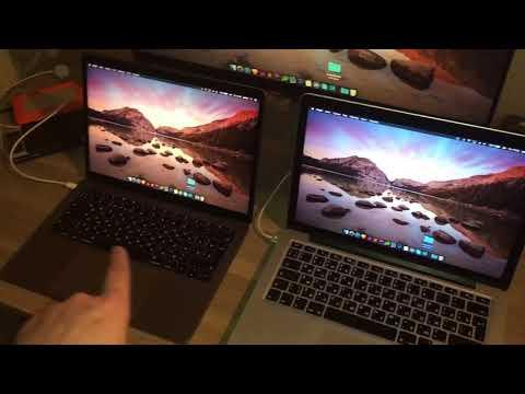 Macbook Pro 13: 2015 VS 2017 - что купить