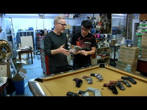 Adam Savage's Blade Runner Blaster Obsession