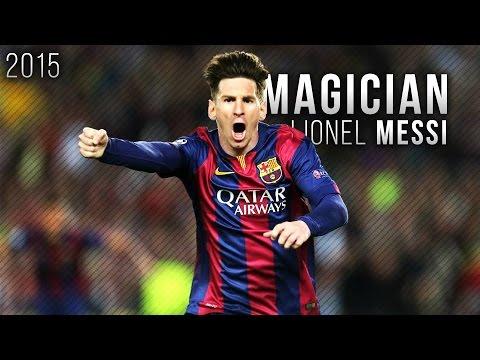 Lionel Messi ● The Magician - Skills & Goals 2015 | HD