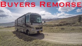 5 Reasons I Regret Purchasing Our Class A Motorhome