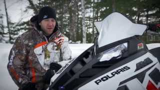TEST RIDE: 2014 Polaris Indy 550 Voyager