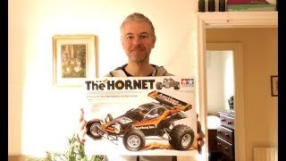 The history of RC Buggies - Tamiya The Hornet build video