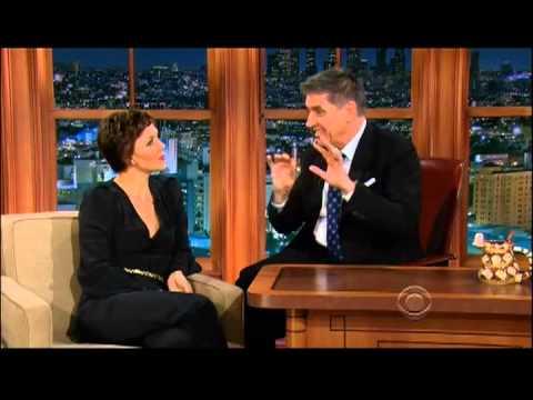 Craig Ferguson 6/21/13D Late Late Show Maggie Gyllenhaal