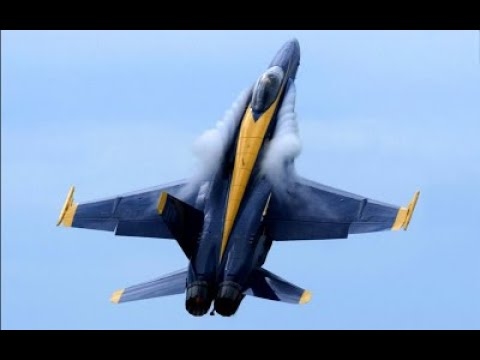 Blue Angels - Ultimate Action Video 2014