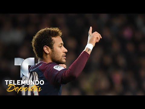 Los cinco equipos en el corazón de Neymar | Telemundo Deportes