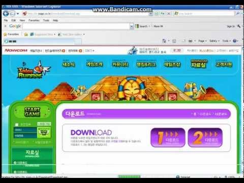 วิธีดาวน์โหลด Talesrunner เกาหลี BYdodojo .avi