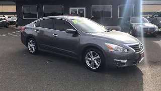 2015 Nissan Altima 2.5 SV for sale in Kingston, WA