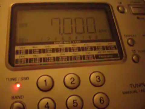 7000kHz bizarre goings-on part 2