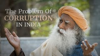 The Problem of Corruption in India