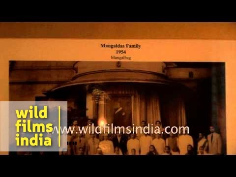 The House of Mangaldas Girdhardas MG Family 2004 and 1954 Ahmedabad Gujarat L 30 2