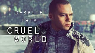 .:: MARKUS || Despite This Cruel World || Detroit: Become Human - GMV ::.
