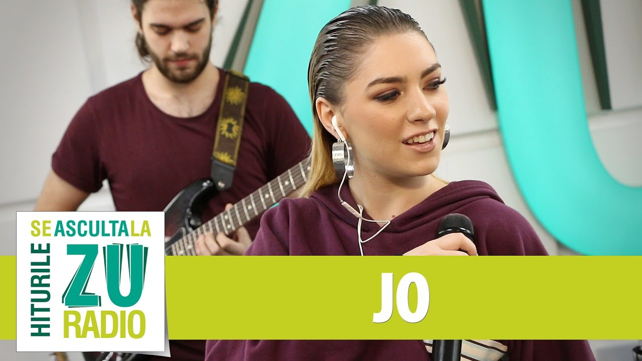 JO - You Don't Know Me (Jax Jones & Raye) (Live la Radio ZU)