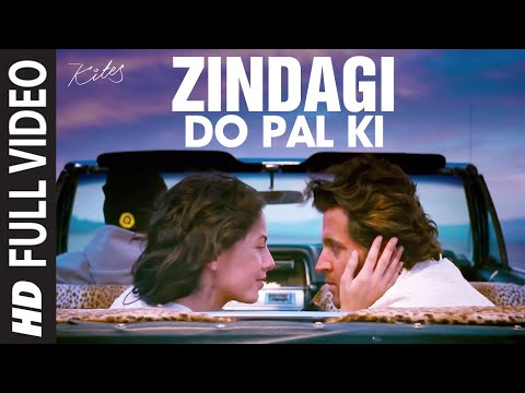 Zindagi Do Pal Ki  Full Song  Kites | Hrithik Roshan Barbara...