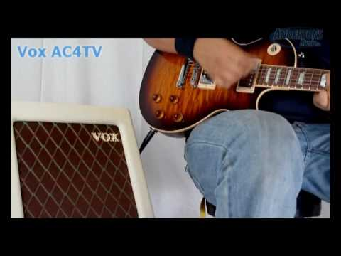 Small Tube Amp Shootout - Vox AC4TV, Fender Superchamp XD, Marshall Class 5 & Blackstar HT5