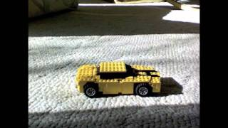 Lego transformers bumble bee