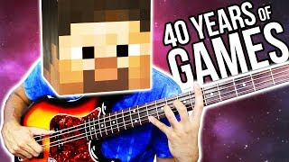 40 YEARS of GAME MUSIC in 2 MINUTES