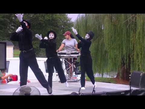 Praise Him In Advance Mime (Robot Intro)