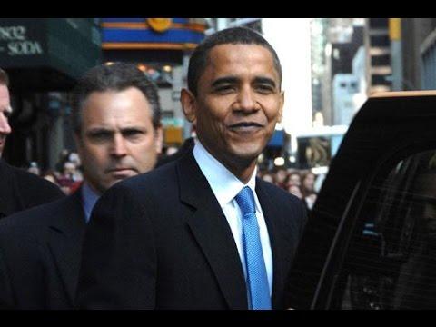 ¿Obama sigue actuando como presidente? Extraño Comportamiento - COMPARTE VIDEO - MuchosEnigmas