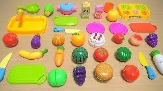 Đồ chơi trẻ em-Con dao thần kỳ-bộ đồ chơi làm bếp cho bé-KN Channel