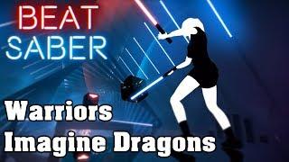 Download Lagu Beat Saber - Warriors - Imagine Dragons (custom song) | FC Gratis STAFABAND