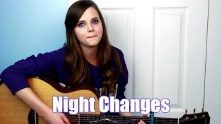 download lagu Night Changes - One Direction Tiffany Alvord Cover Live gratis