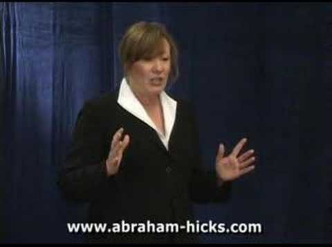 Abraham: APPRECIATION VS. GRATITUDE - Esther & Jerry Hicks