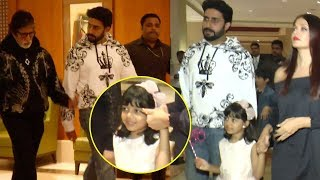 Aishwarya Rai's CUTE Daughter Aaradhya Bachchan's 6th Birthday Bash