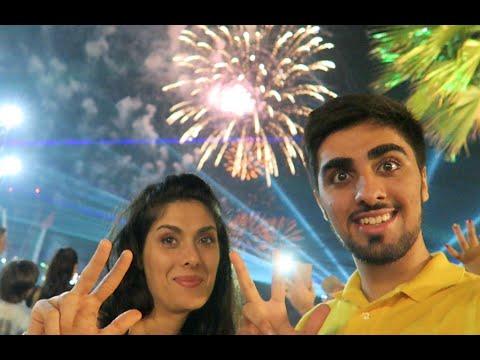 UAE 44th National Day AMAZING Celebrations !!!