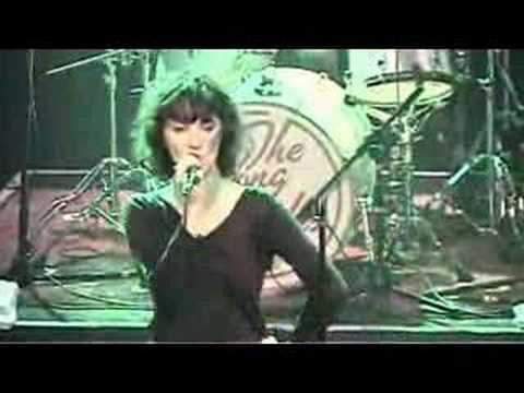 The Long Blondes - Once And Never Again live(BBC Collective)