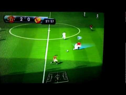 FIFA 12 Wii walkthrough