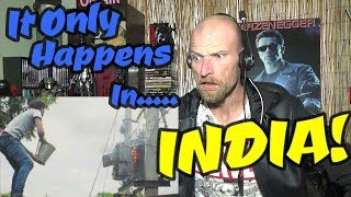It Happens ONLY in INDIA !!! - REACTION