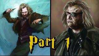 VS | Sirius Black vs Alastor Moody (1/2)