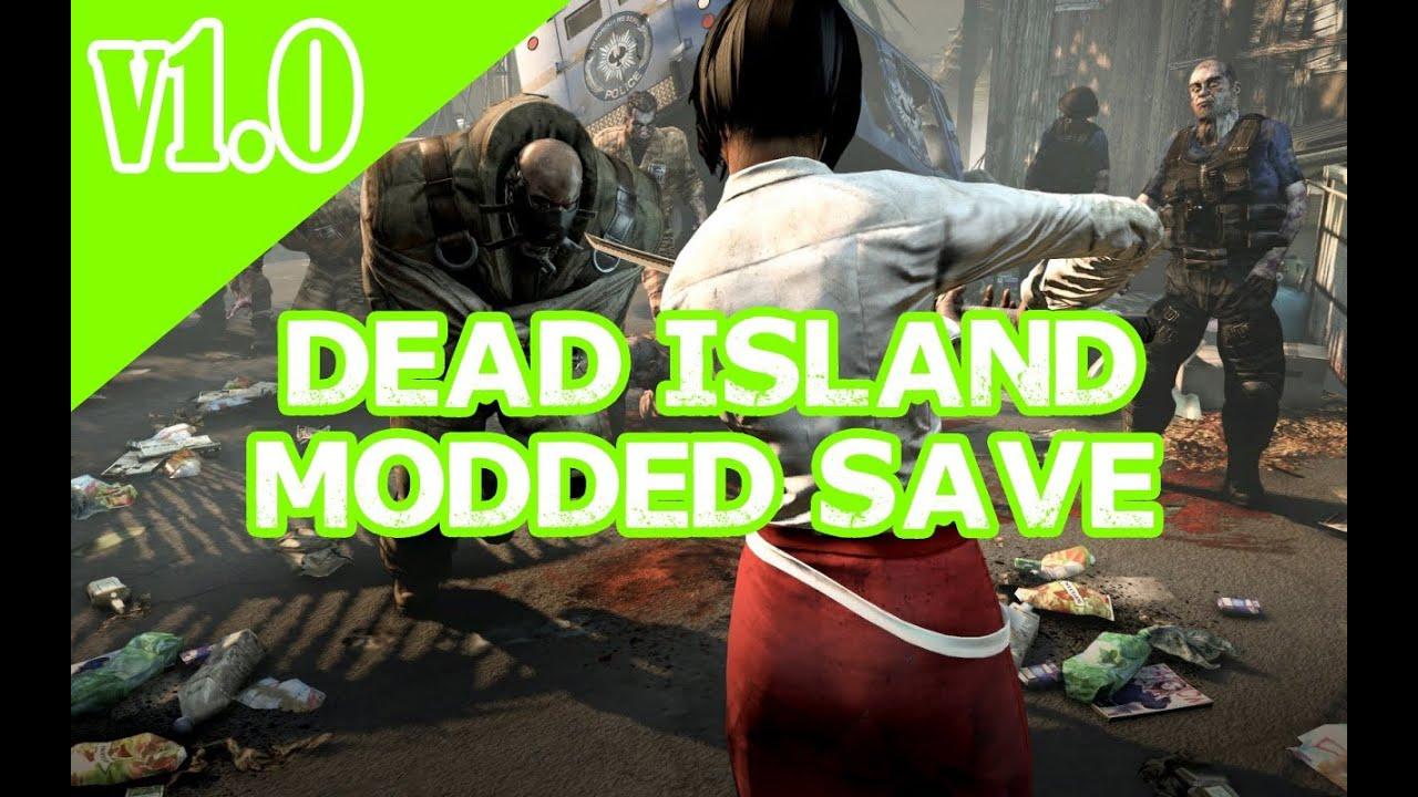 Где находиться сохранения dead island