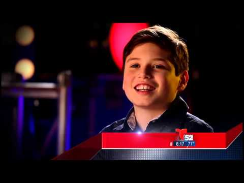 La Voz Kids - Finalistas Team Royce
