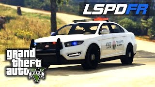LSPDFR SP E53 - State Trooper Back in Paleto Bay
