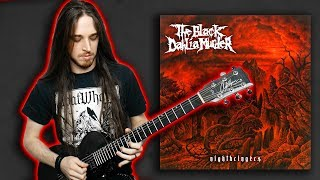 The Black Dahlia Murder - Kings Of The Nightworld Solo Cover (Garrett Peters)