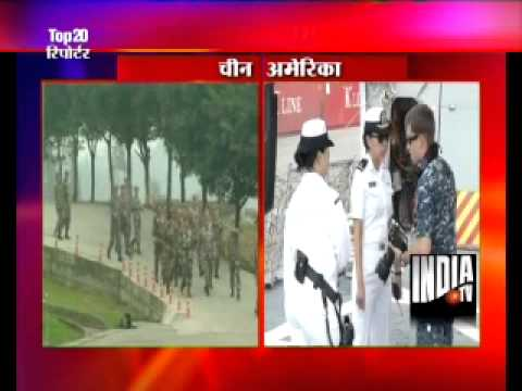 Indian army begins joint anti-terror exercise with China