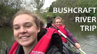 Bushcraft River Kayak Trip & Camp Out