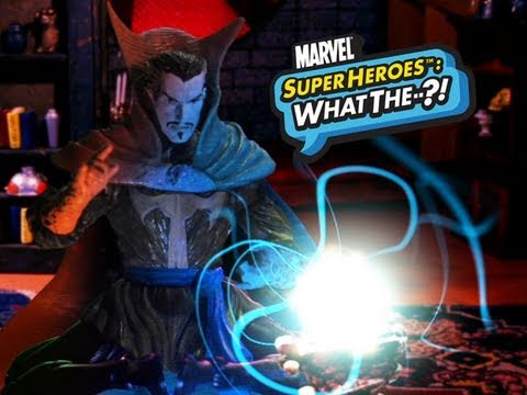 Marvel Super Heroes: What The--?! Dr. Strange and the Magical Mixup