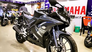 2019 Yamaha R15 V3.0 ABS - Matte Darknight Edition || Full Review