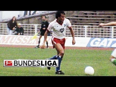 Top 5 Goals - Felix Magath