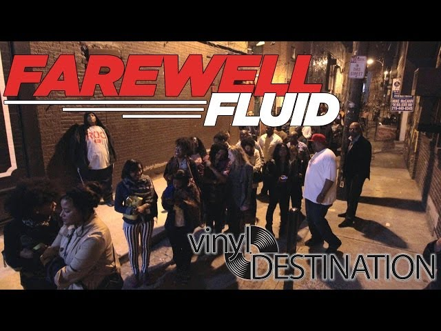 FAREWELL FLUID | VINYL DESTINATION
