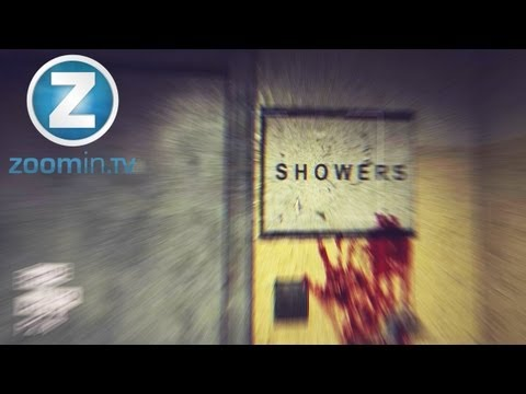 Chased into Prison Showers by Two Naked Guys! OUTLAST Gameplay [No Mic/Camera]