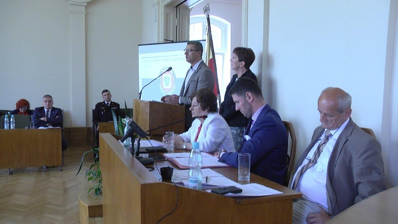 XLIX sesja Rady Miejskiej, część II