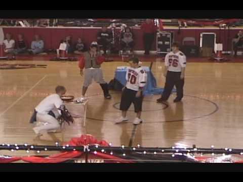 CHHS Pep Boys - '03 Cedar Hill Skit