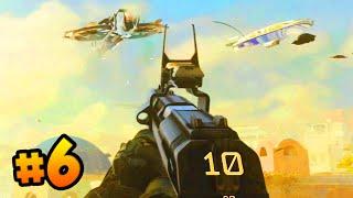 "Call of Duty ADVANCED WARFARE Walkthrough (Part 6) - Campaign Mission 6 ""MANHUNT"" (COD 2014)"