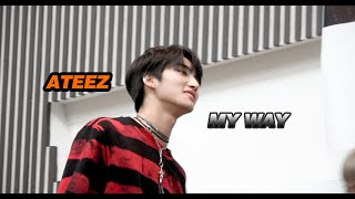 ATEEZ - MY WAY