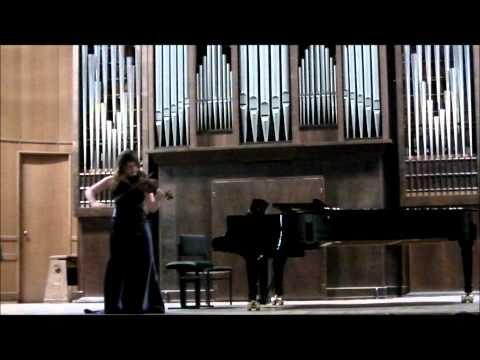 Бах Иоганн Себастьян - BWV 1005 - 3. Ларго (Соната №3 для скрипки соло)