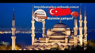 DXN Turkey opening soon