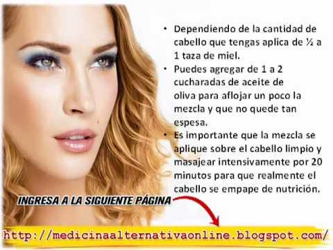 Comprimidos Crecimiento  Cabello on Remedio Casero Para Evitar Caida De Cabello Y Acelerar El Crecimiento
